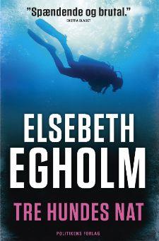 """Elsebeth Egholms 1. bog i Peter-serie """"Tre hundes nat"""""""